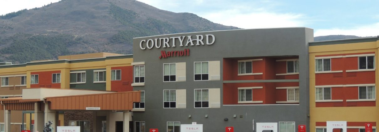 Glenwood Springs Marriott Courtyard