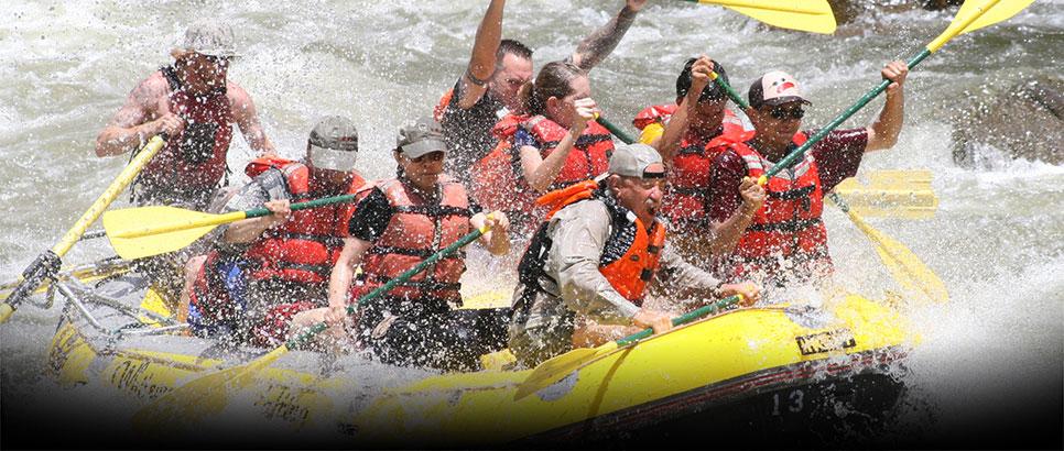 Colorado Whitewater Rafting Glenwood Springs