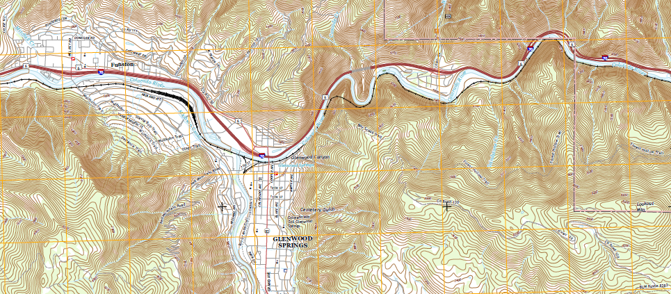 Location - Map & Directions | Glenwood Springs, Colorado on