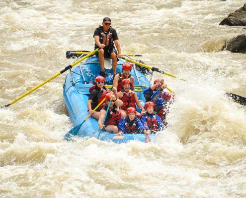 Whitewater Rafting Kayaking Glenwood Springs Colorado
