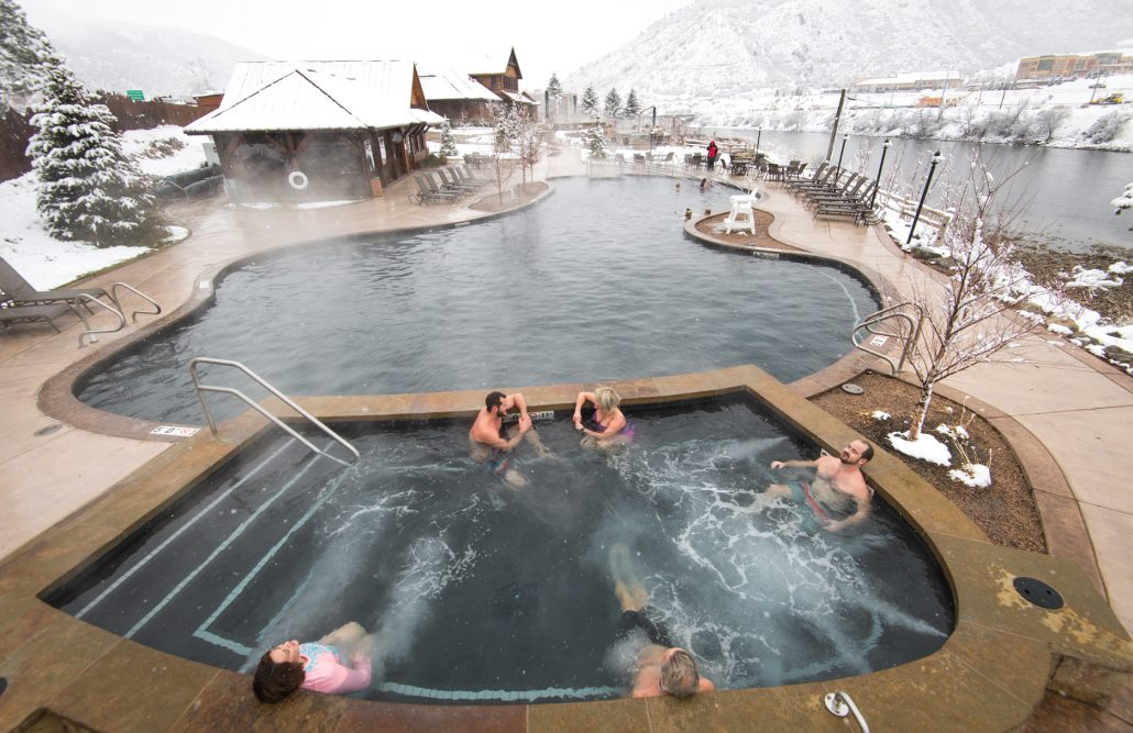 Iron Mountain Hot Springs Pool Glenwood Springs