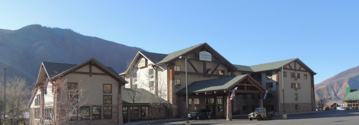 Hotel Glenwood Springs Colorado
