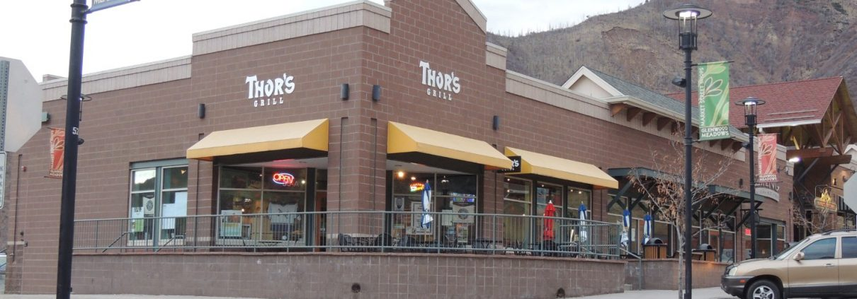 Thors Mexican Food