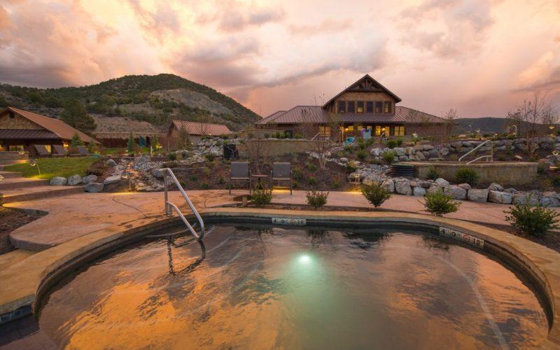 Iron Mountain Hot Springs