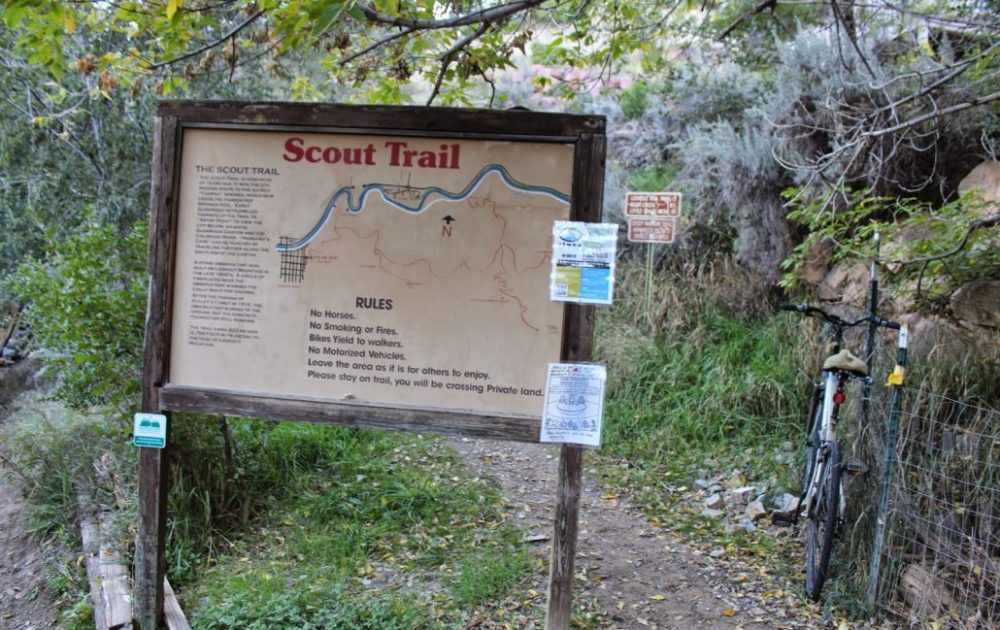 Boy Scout Trail