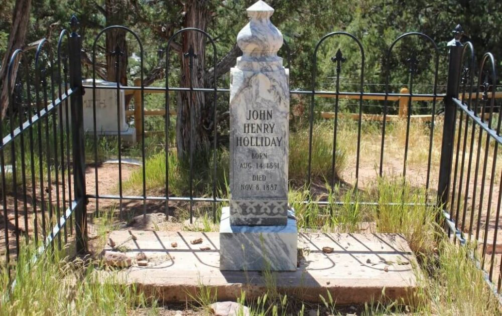 Doc Holliday's Grave Trail