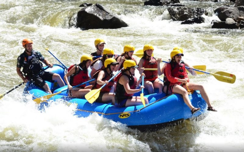 Glenwood Springs Rafting