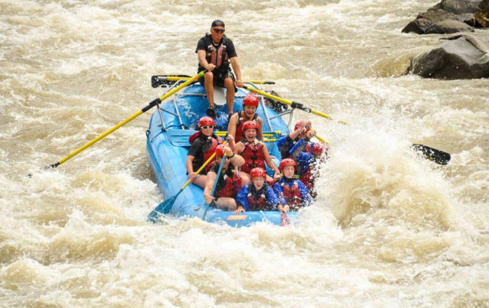 Glenwood Rafting Company