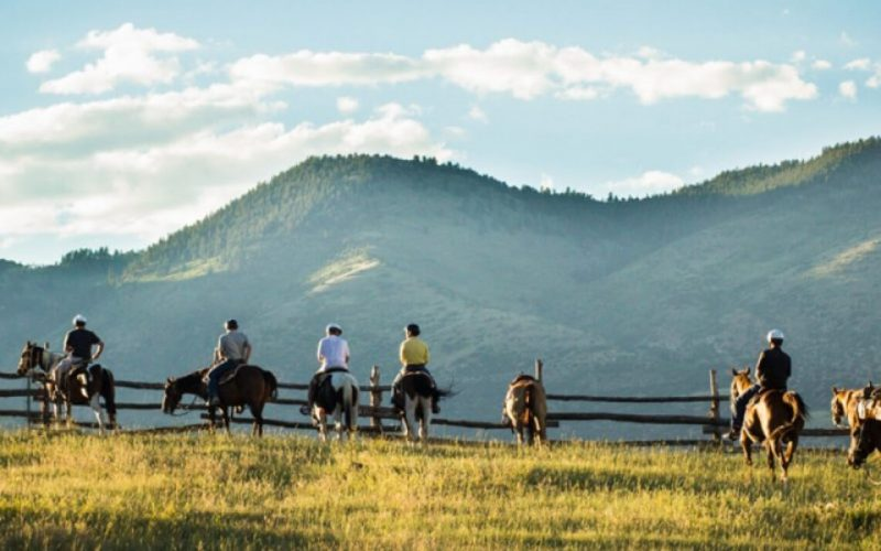 Glenwood Springs Horseback Riding Trips