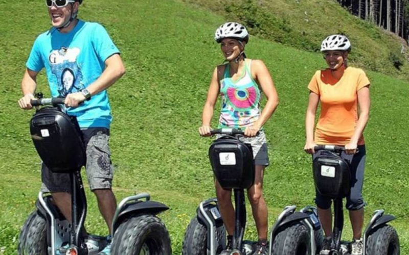 Glenwood Springs Segway Tours