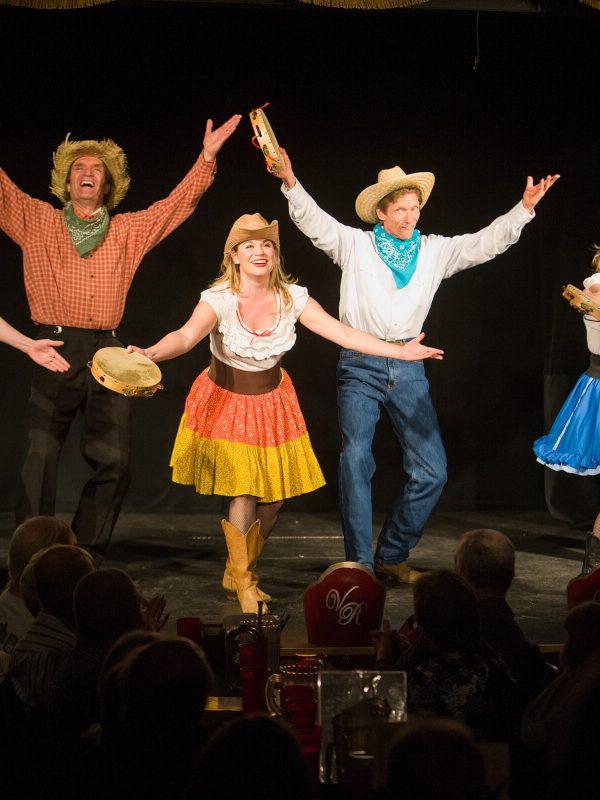 Glenwood Vaudeville Revue skit