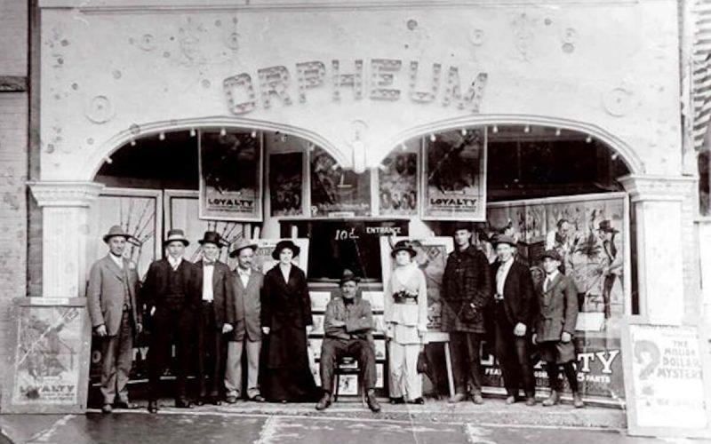 Orpheum Theater in Glenwood Springs