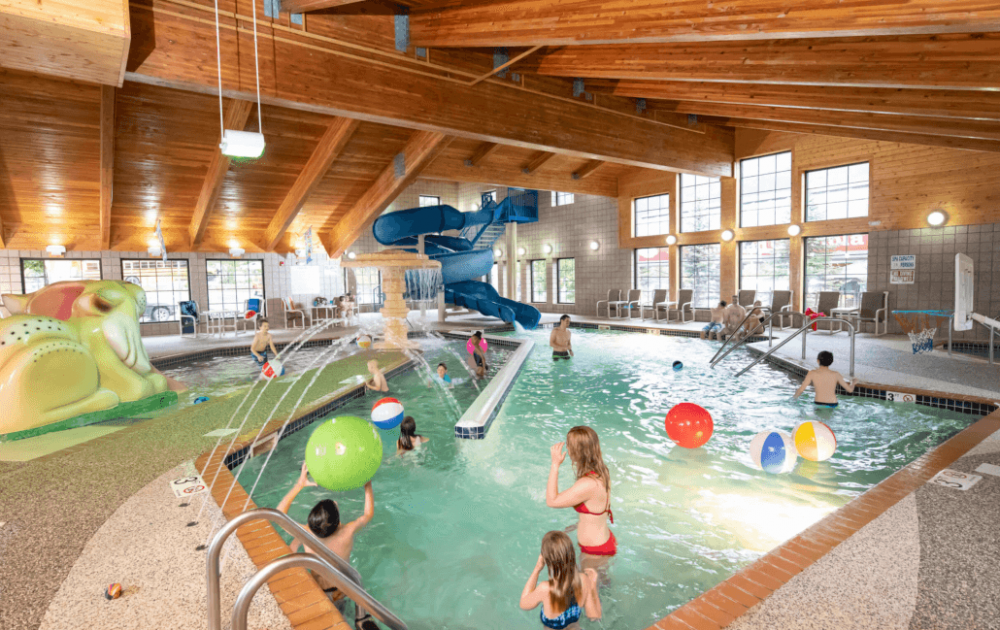 Hotel Glenwood Springs Indoor Waterpark