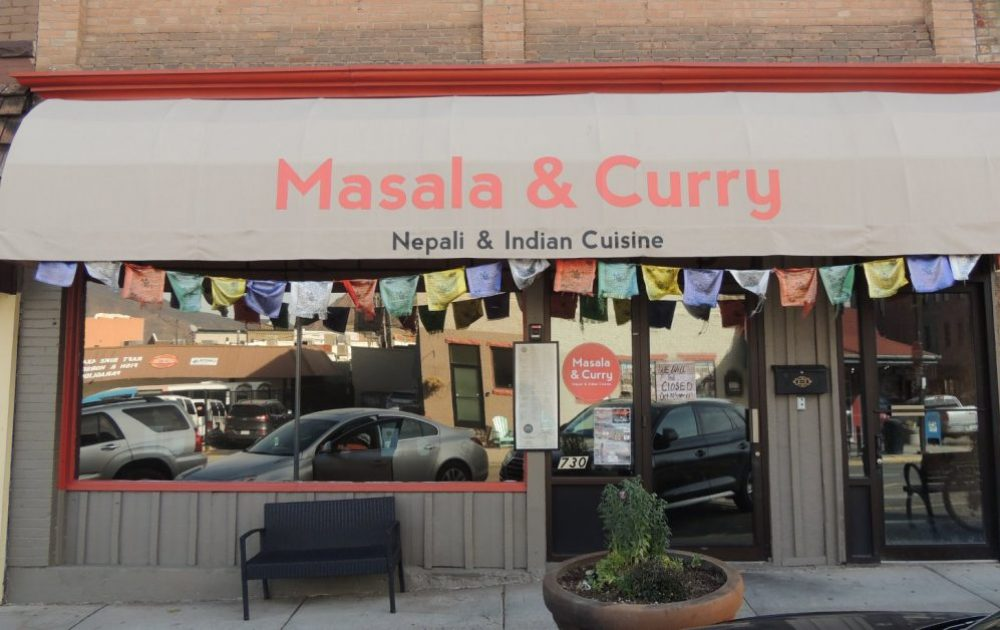 Masala & Curry