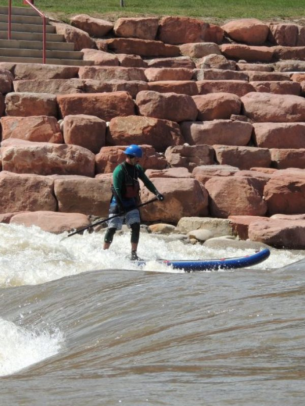 Glenwood Whitewater Park SUP